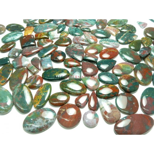 Blood Agate Cabochon Gemstone Wholesale